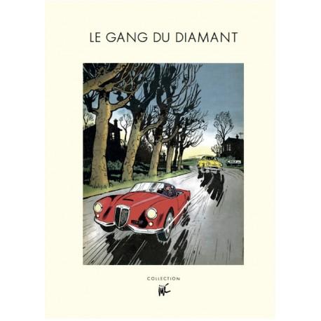 Collection Jijé T.06. Valhardi contre le Gang du Diamant, Ed Maison de la BD