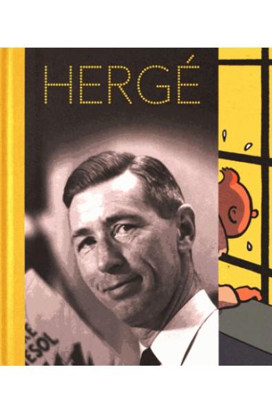 Hergé (catalogue d'exposition au grand Palais), Editions Moulinsart et RMNGP