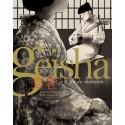 """Durieux, Perrissin, """"Geisha ou le jeu du Shamisen"""", Ed Futuropolis"""