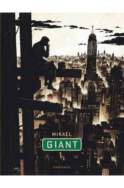 Mikaël, Giant, Editions Dargaud