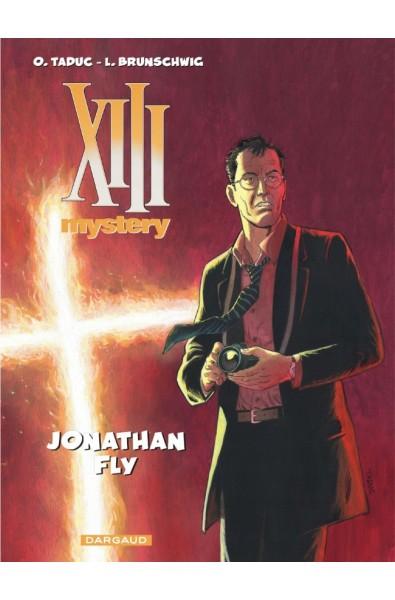 Luc Brunschwig, Olivier TaDuc, XIII Mystery T11, Jonathan Fly, Ed Dargaud