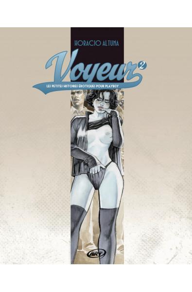 Horacio Altuna, Voyeur T2 Les petites histoires érotiques pour Playboy, Ed PerspectivesArt9