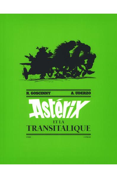 J-Y Ferry, D. Conrad, Asterix et la Transitalique, TT, Editions AlbertRené