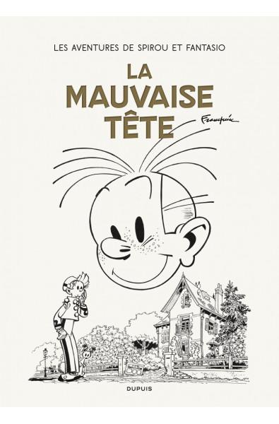 Franquin, La Mauvaise Tête VO, Editions Dupuis