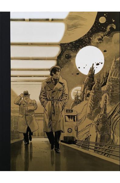 Chistin, Mezières, Métro Chatelet direction Cassiopée, TT, Editions Caurette