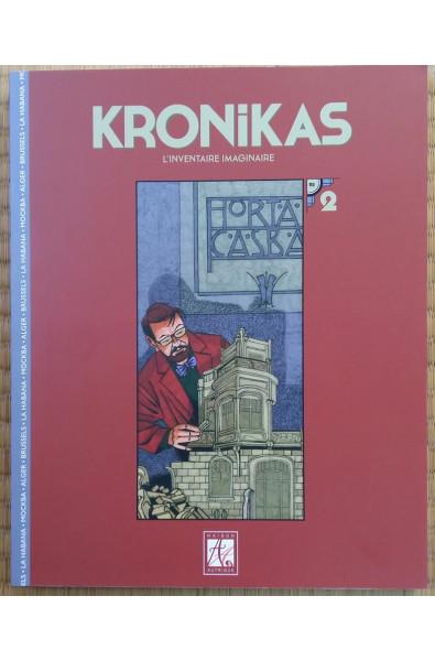 Collectif, Kronikas, L'Inventaire Imaginaire, Editions Maison Autrique