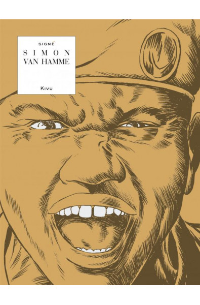 Simon, Van Hamme, Kivu, Tirage spécial N&B Flagey, Bulles en Tête, Editions Le Lombard