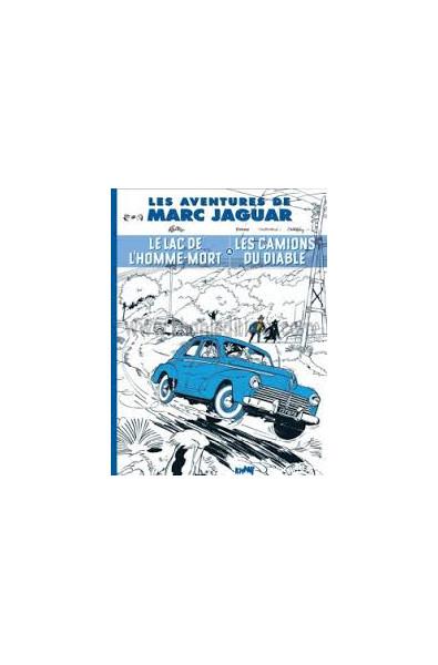 Tillieux, Marc Jaguar, Editions Khani
