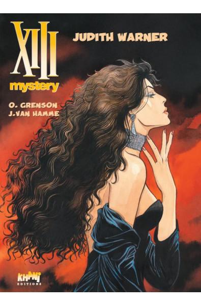 Olivier Greson, XIII mystery T13 TT, Judith Warner, Editions Khani
