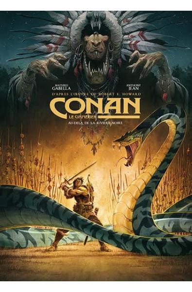 Anthony Jean, Conan le Cimmérien, TT,Editions Bruno Graff