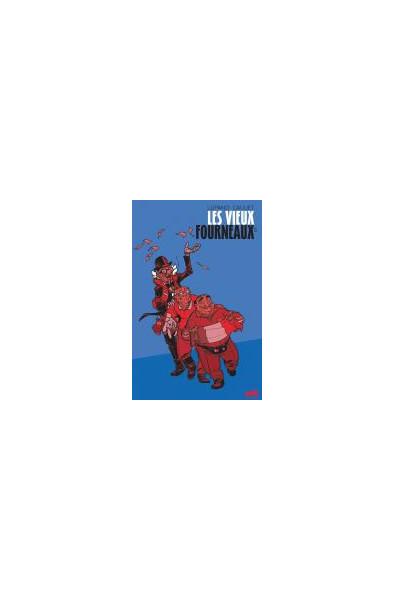 Paul Cauuet, Les vieux fourneaux T5, TT, Editions Khani