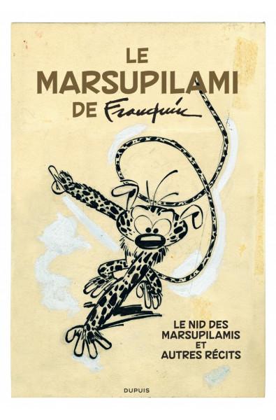 André Franquin - Le Marsupilami de Franquin - Version originale