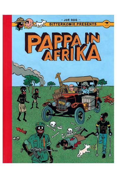Anton Kannemeyer - Pappa in Afrika