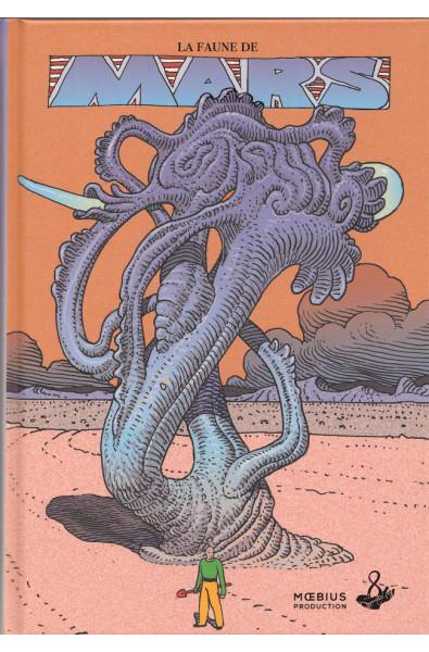Moebius, La faune de mars, Moebius Production