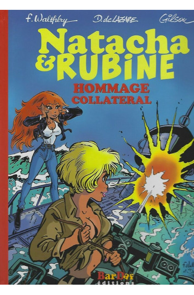De Lazare - Natacha & Rubine Hommage collatéral