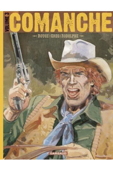 Michel Rouge - Comanche Intégrale tome3