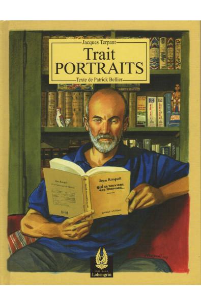 Terpant - Trait Portraits - Ed Lohengrin