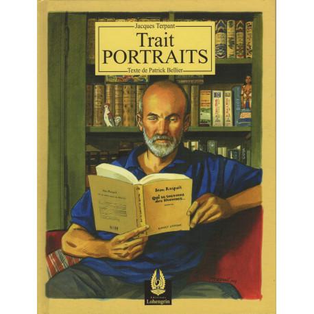 Terpant - Trait Portraits