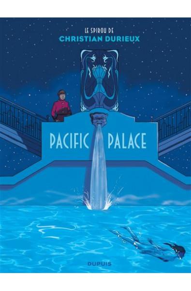 Le Spirou de Christizn Durieux, Pacific Palace