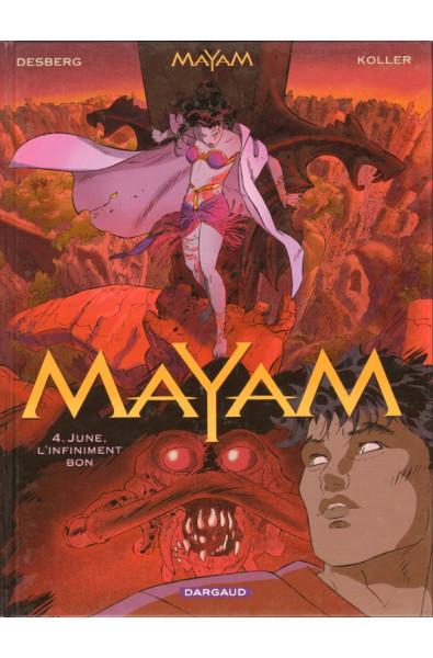 Mayam T4 June l'infiniment bon - Daniel Koller