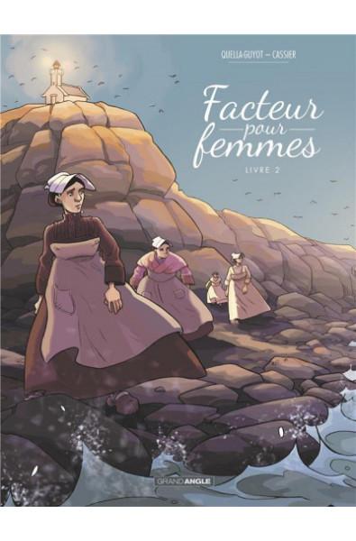 Manu Cassier - Facteur pour femmes T2