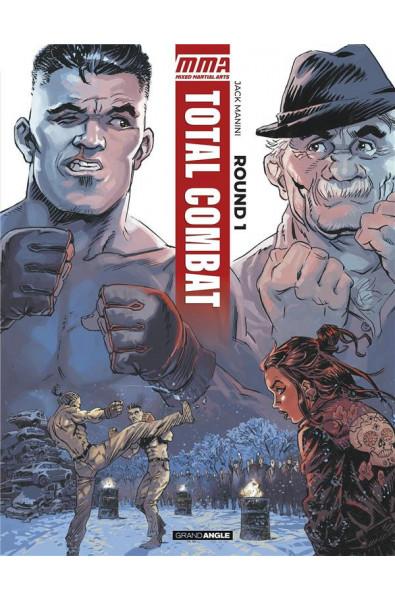 Total Combat - Round 1 - Jack Manini