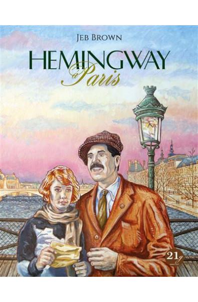 HEMINGWAY A PARIS - BROWN JEB