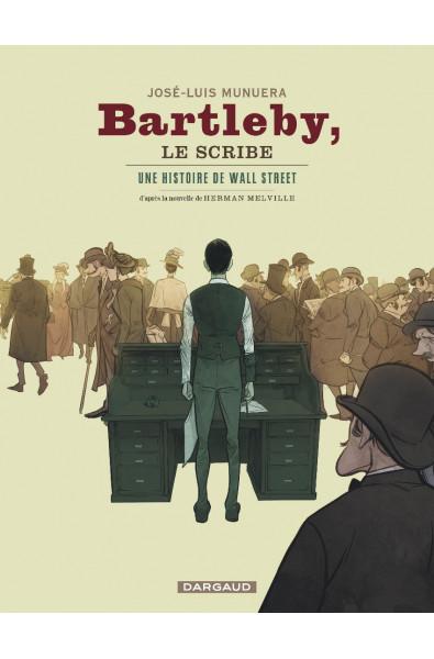 Bartleby le scribe - Munuera