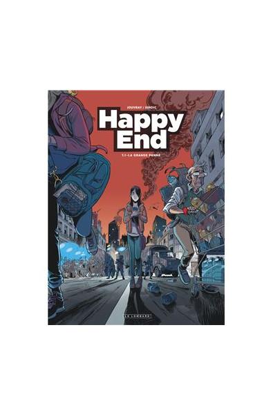 Happy End T1 La grande panne - Benjamin Jurdic