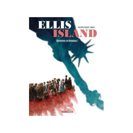 Ellis Island T1Bienvenue en Amérique - Miras