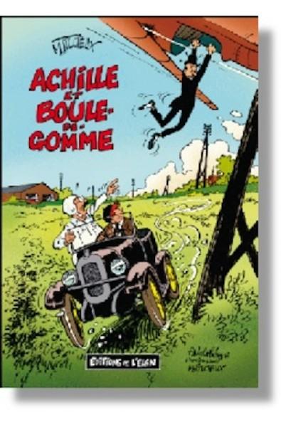 Tillieux, Achille et Boule de Gomme