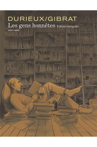 Les Gens honnêtes intégrale Durieux & Gibrat