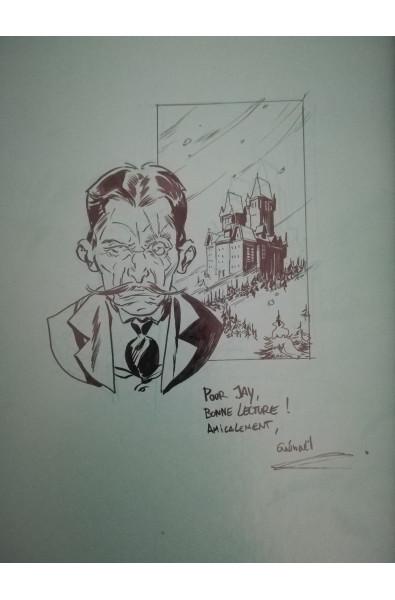 DEDICACE DE GUENAEL GRABOWSKI