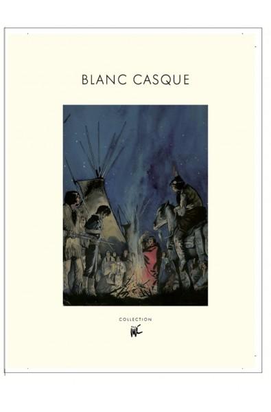 Collection Jijé, Blanc Casque