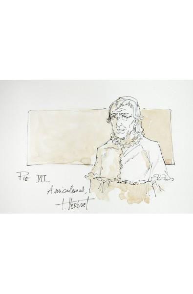 DEDICACE THOMAS VERGUET
