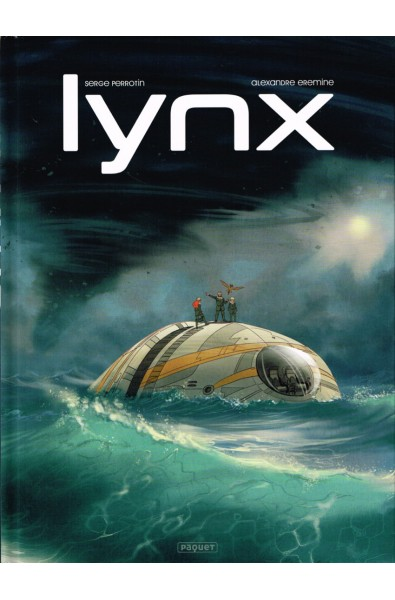 Lynx T1 - Alexander Eremine