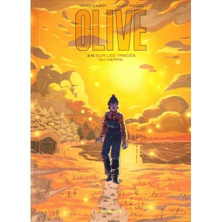 Olive T3 Sur les traces du Nerpa - Lucy Mazel
