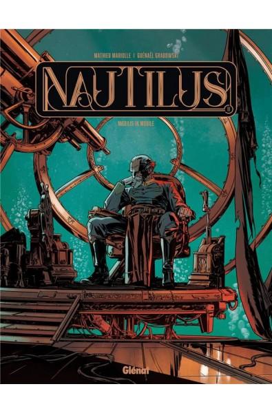 Nautilus T2 Mobilis in Mobile - Guénaël Grabowski