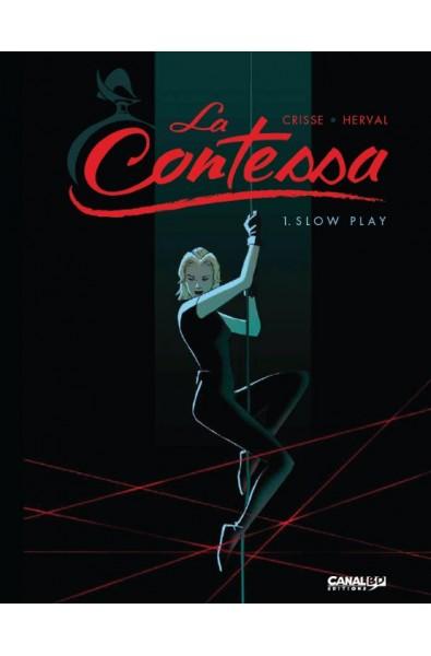 La Contessa,Crisse, Herval, CanalBD