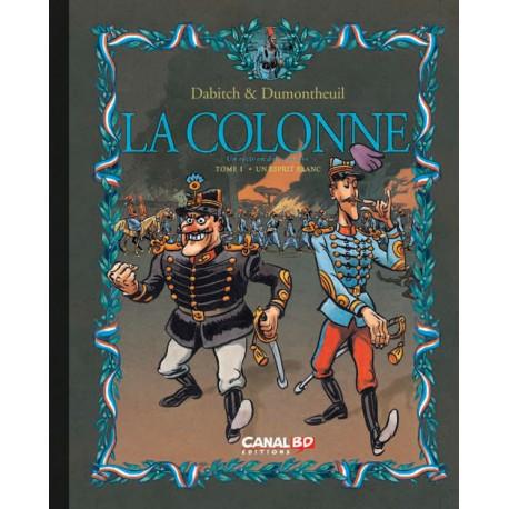 La Colonne, Dumonteuil, Dabitch, CanalBD