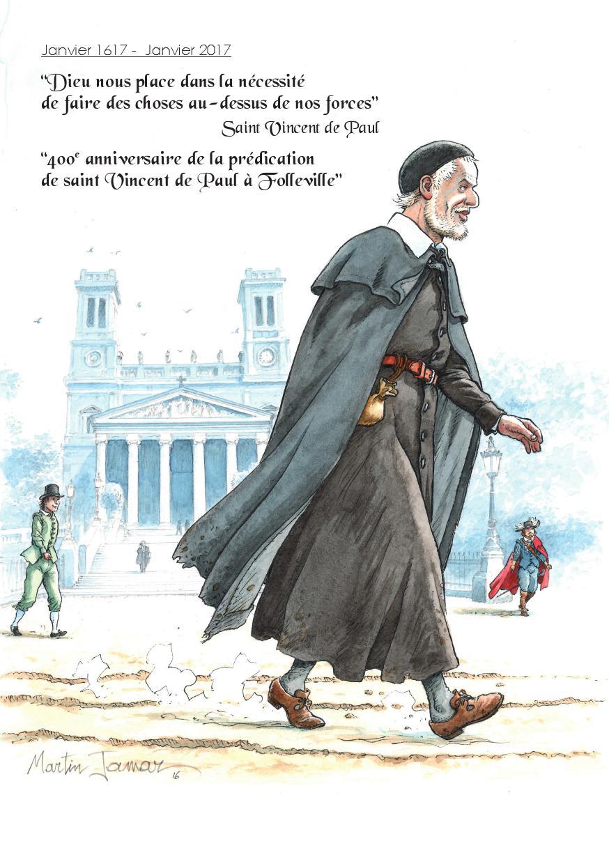 Exposition Vincent, un saint au temps des Mousquetaires, Paris