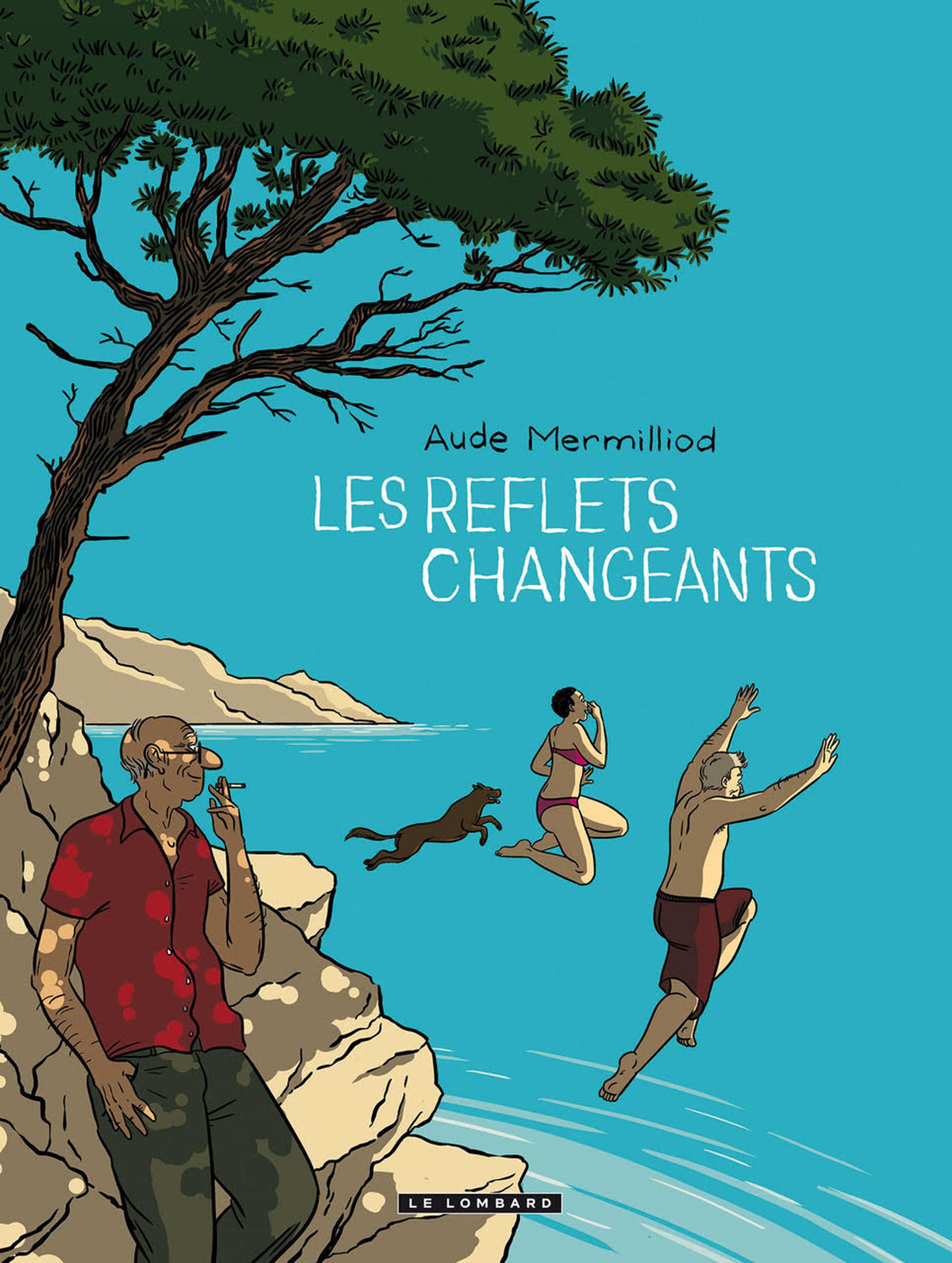 Les reflets changeants, Aude Mermilliod