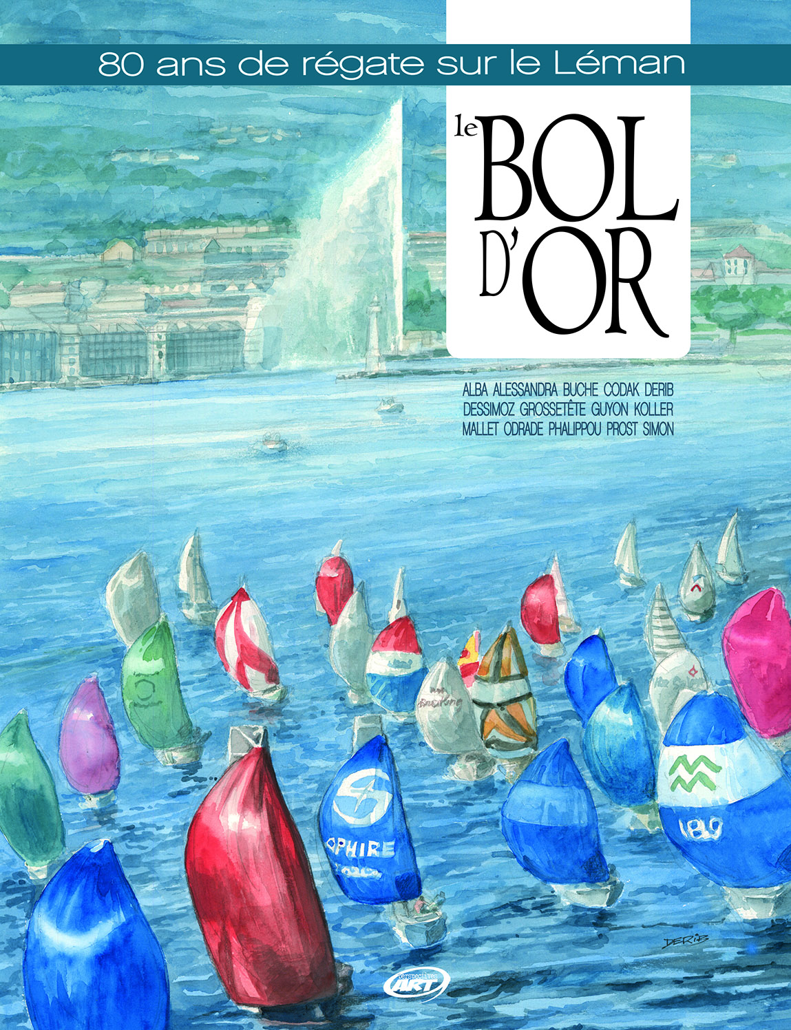 Couverture BOL D'OR